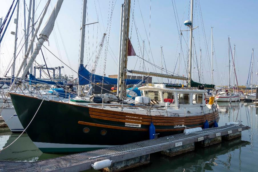 Fisher 34 - Guillemot Fisher