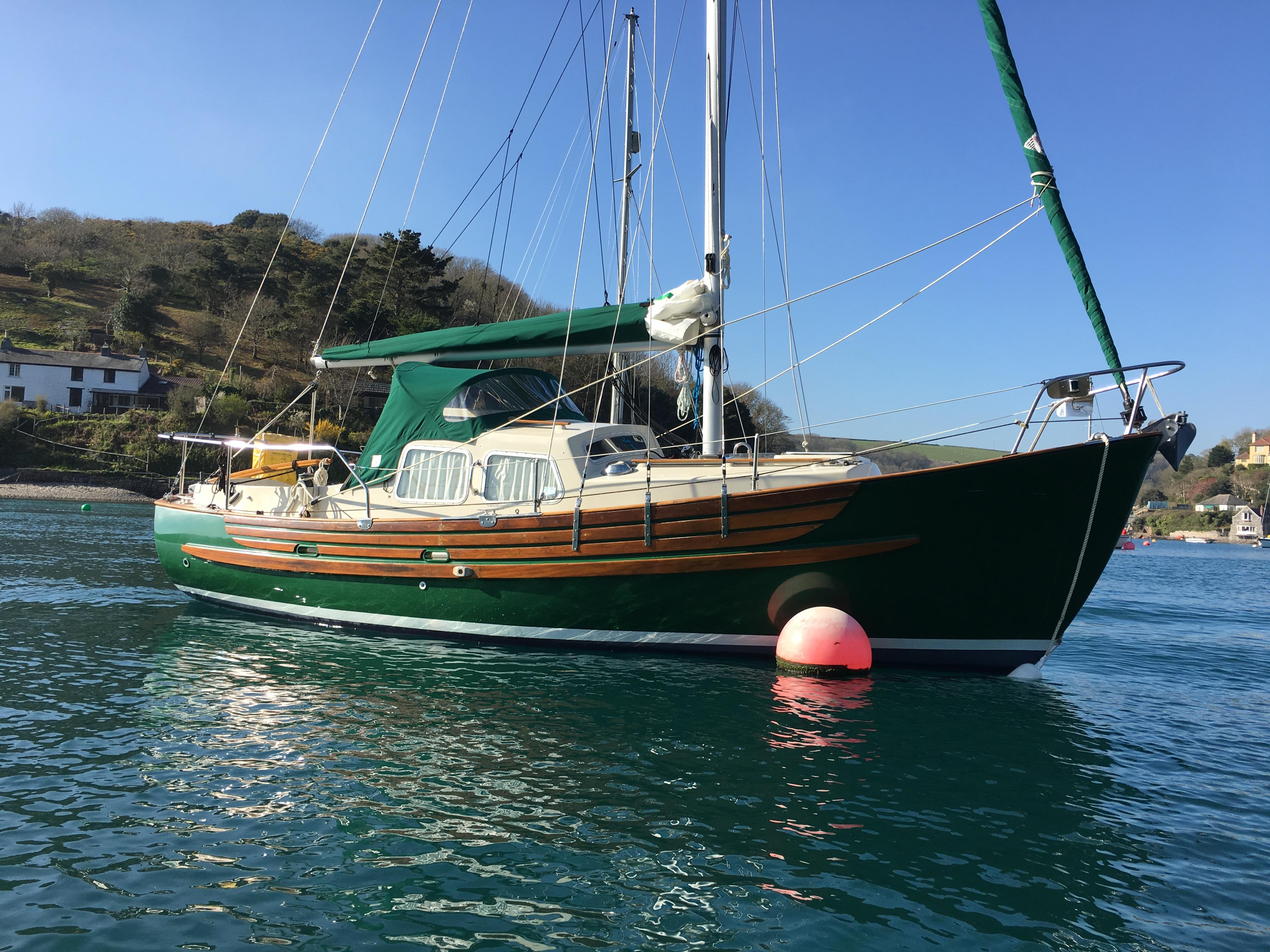 Fisher 25 Freeward - Swan Song NEW!!!